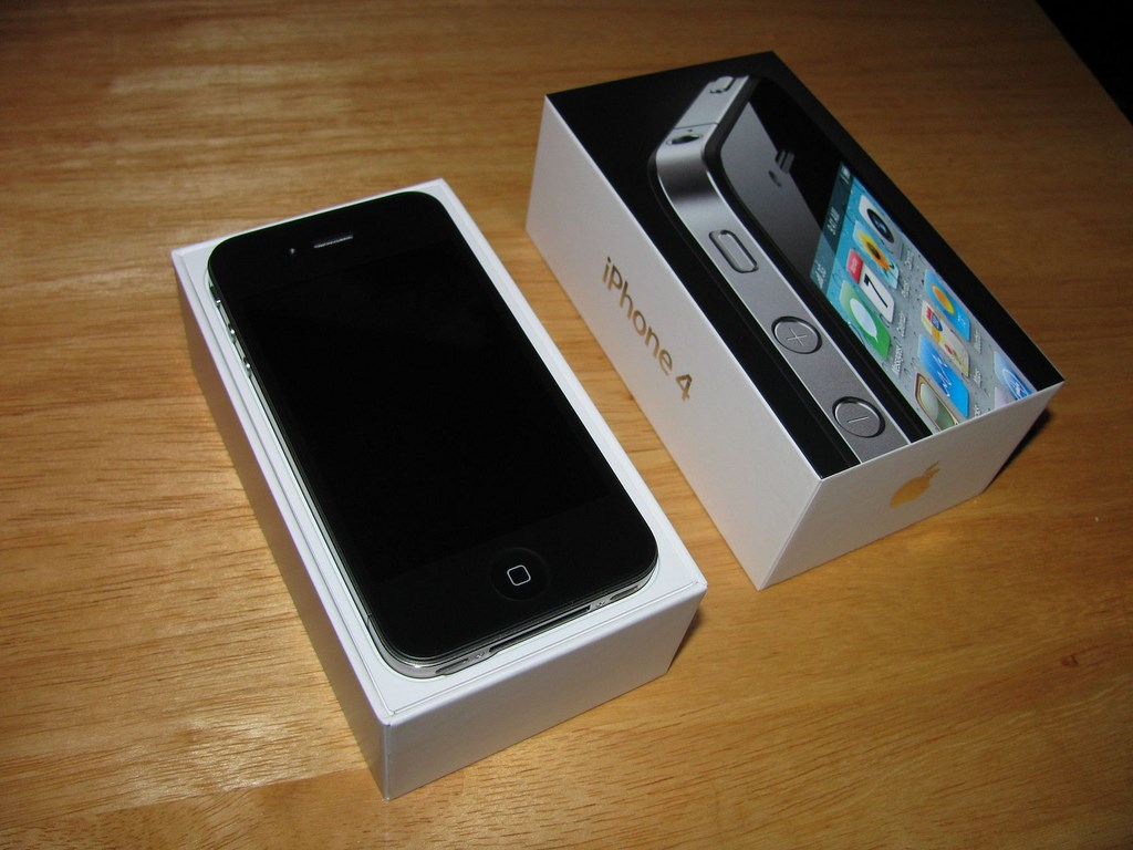 Iphone 4 32gb Libre