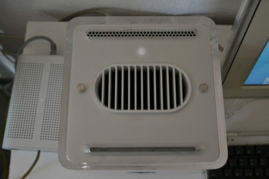 APPLE CUBE G4, 450 Mhz, 60Gb, 576 Mb, DVD-ROM