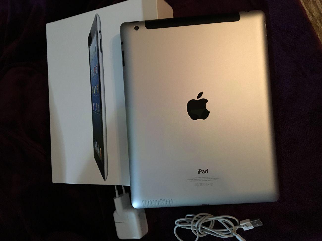 venta ipad 4a generacion wifi cellular 32gb | venta segunda mano apple