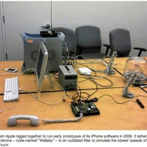 El laboratorio donde nació el iPhone