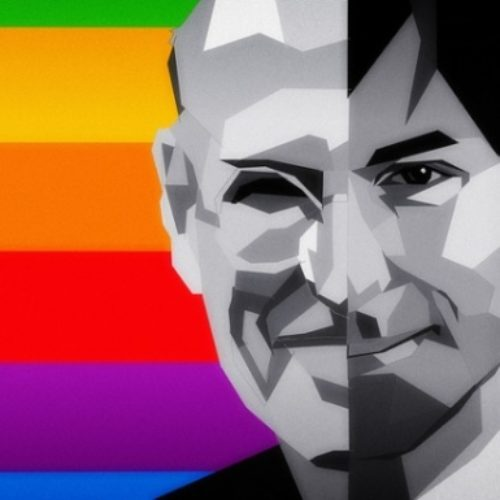 Steve Jobs, Emilio Duró y Paula Echevarría