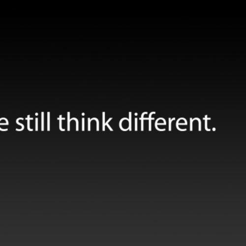 Apple, por favor, no te vuelvas una empresa aburrida