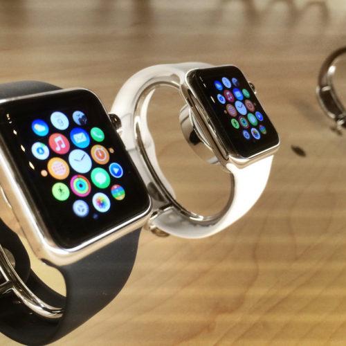 El nuevo Apple Watch se presentará en Septiembre