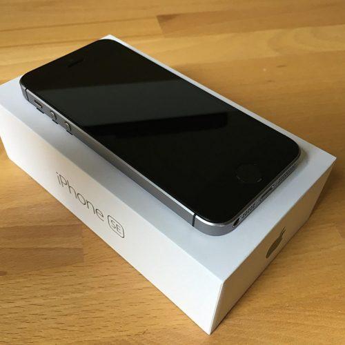Nuevo IPhone SE para 2018?