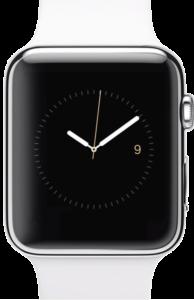 Desenlazar tu apple watch