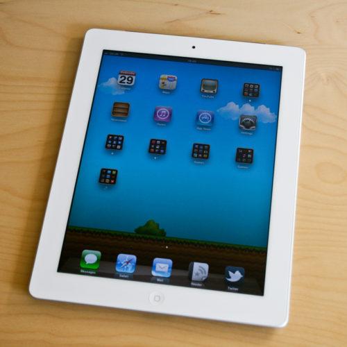 iPad low cost para mediados de 2018?