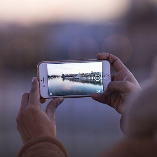 Los Iphone arrasan como dispositivo más usado en Flickr