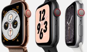 Apple Watch WERABLE lider:  Watch serie 4 visión de futuro