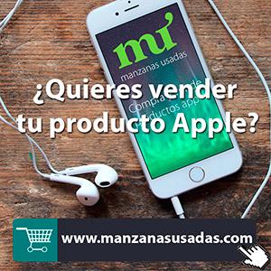 Tienda apple segunda mano