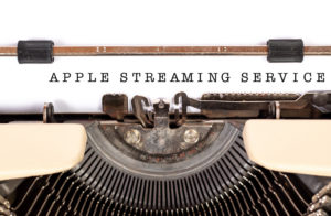 Apple Streming Service