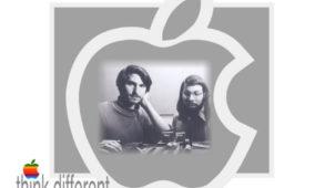 1 de Abril de 1976 Steve Jobs, Steve Wozniak  fundan Apple
