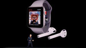 comprar apple watch salud auditiva