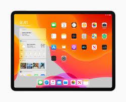 Nuevo iPadOS