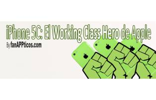 iPhone 5C: El working class hero de Apple