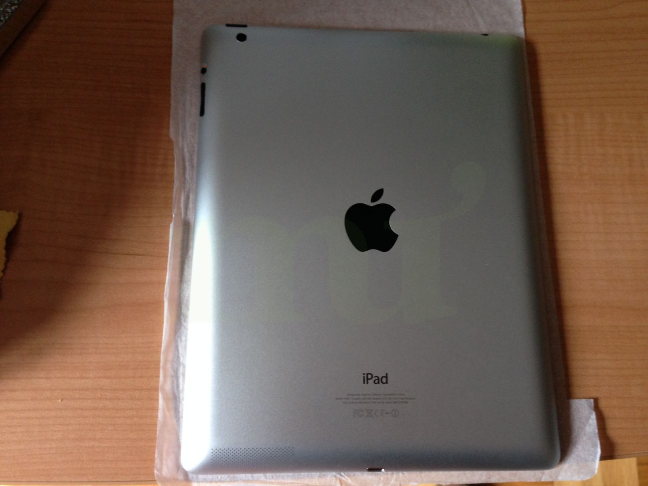 ipad ipad 4 generacion wifi 16gb | venta segunda mano apple