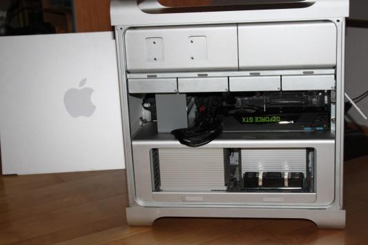 Mac Pro [12 Core] 3 06Ghz/32GB/256GB SSD/4TB/GTX 680