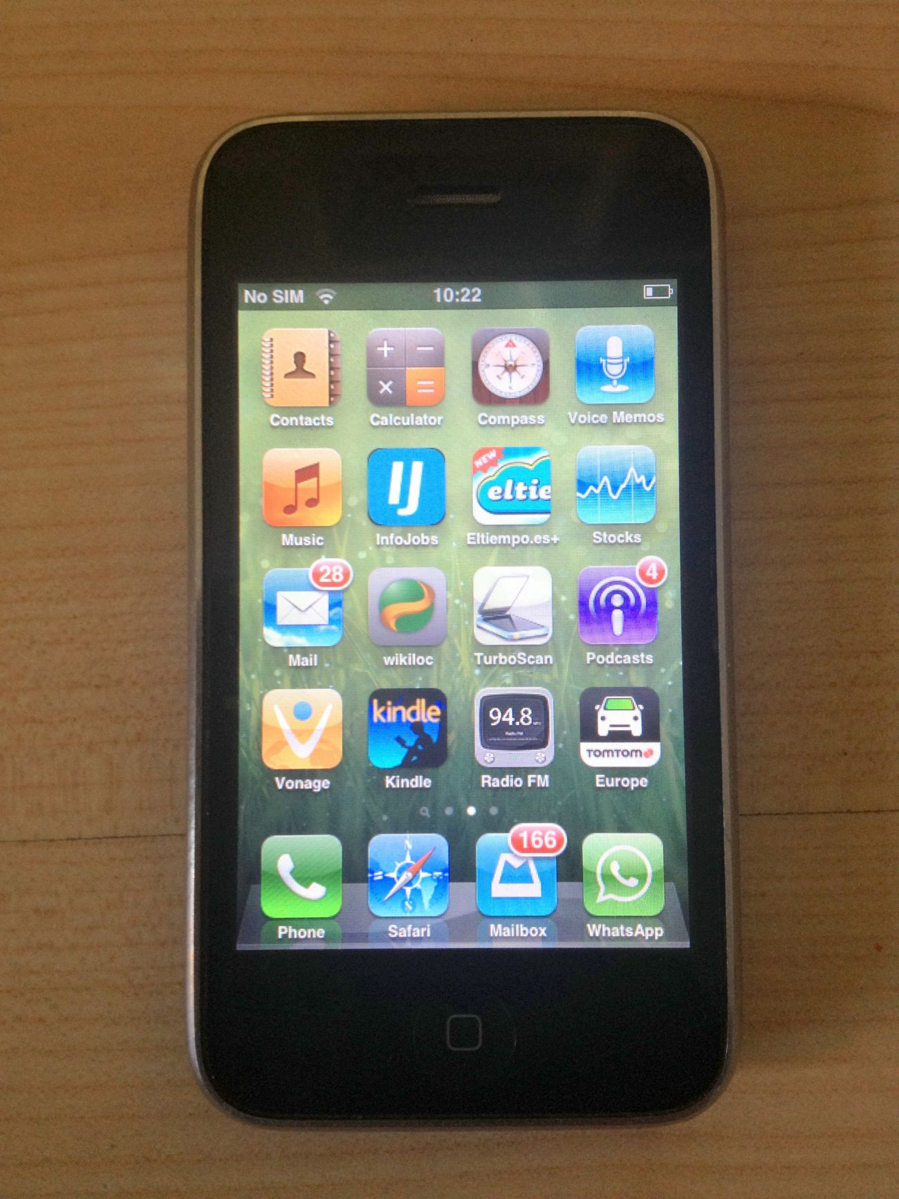 comprar iphone 3gs libre
