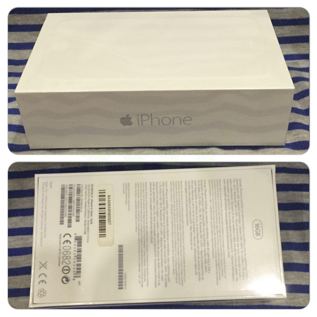Find Iphone 16Gb i iPhone - 6 - Kb brugt p DBA Find Iphone 6 16Gb p DBA - kb og salg af nyt og brugt Find Iphone 6S 16Gb p DBA - kb og salg af nyt og brugt