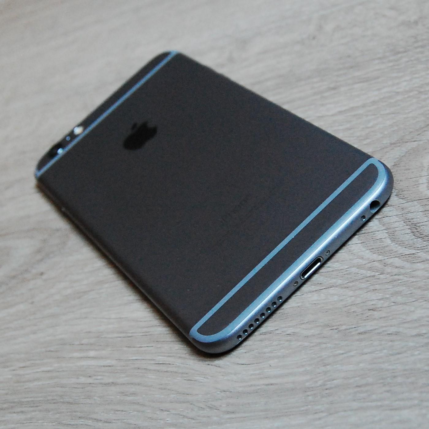 venta iphone 6 plus 16 gb gris espacial venta segunda mano apple. Black Bedroom Furniture Sets. Home Design Ideas