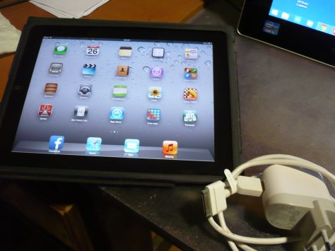 Ipad Wi-FI, 16GB-ISP