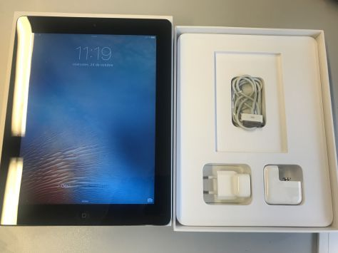 Ipad 3 wifi negro 32 Gb