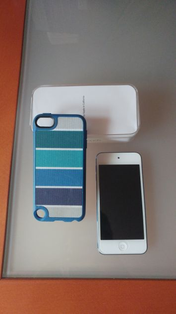 iPod Touch 6º generacion 32GB Azul