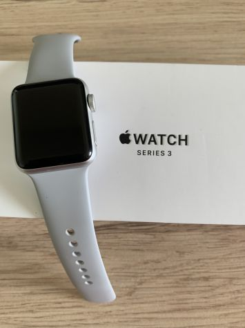 Apple Watch Serie 3 Wifi 38mm Plata