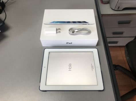 IPAD 3 WIFI 16GB BLANCO