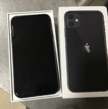 Apple iPhone 11 64GB Space Black