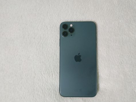 iPhone 11 Pro Max 256 gb color verde noche (Midnight Green)