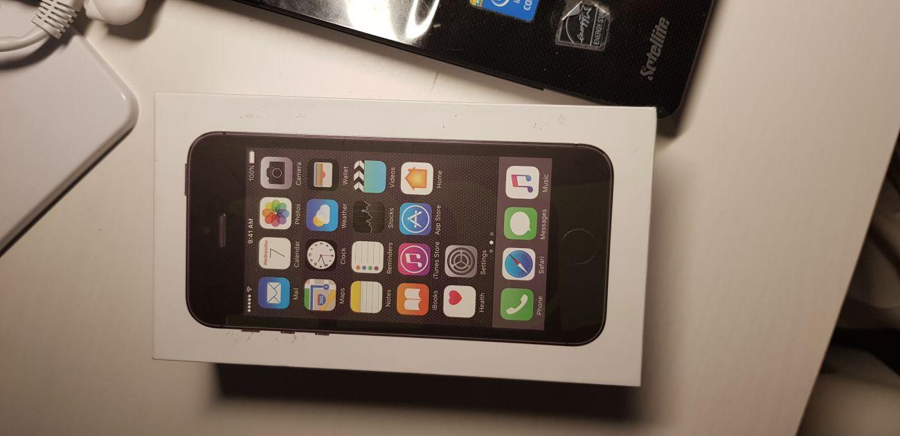 60e145b6a47 iPhone 5S de Segunda Mano - Apple