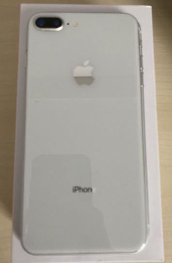 iPhone 8 Plus 64 Gb Color Plata